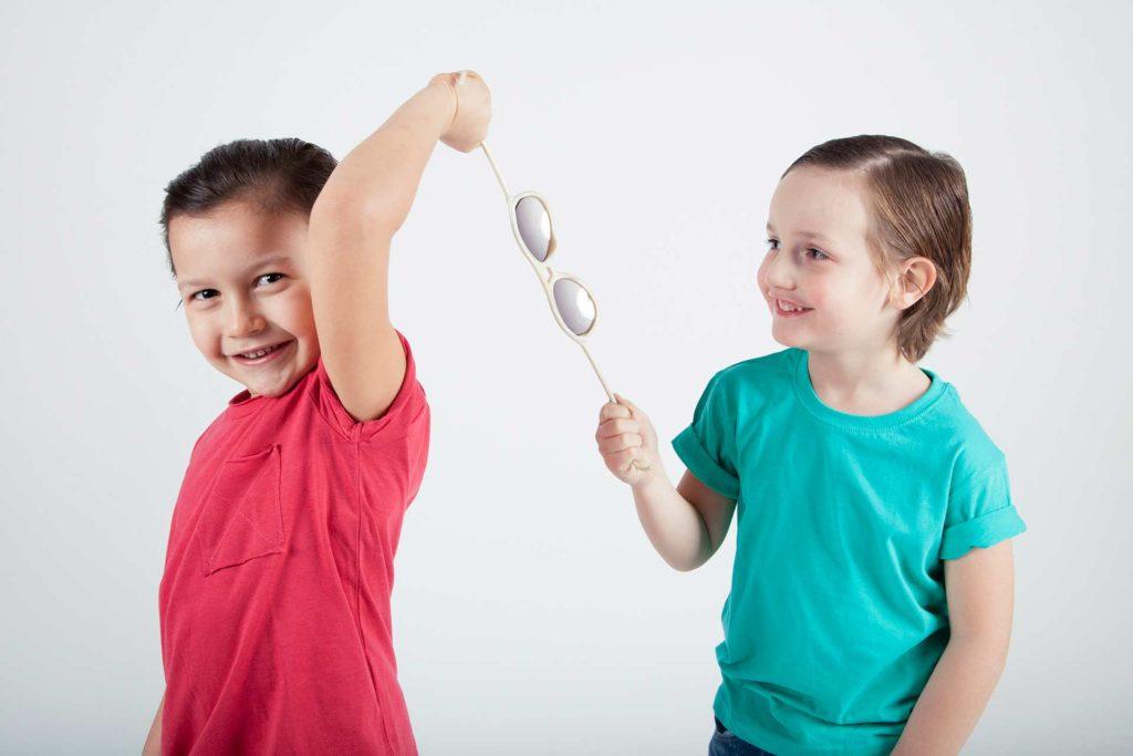Al&RO Occhiali di Gomma Kids
