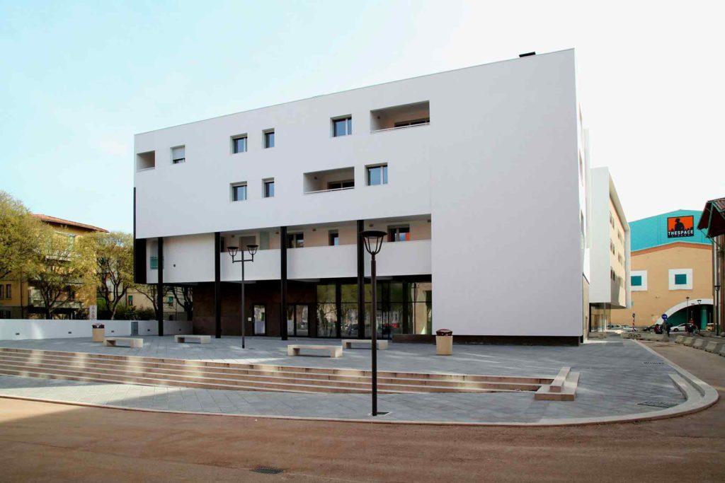 Palazzo Nardi Architecture